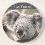 Koala, koalas de I Luv Posavasos Para Bebidas