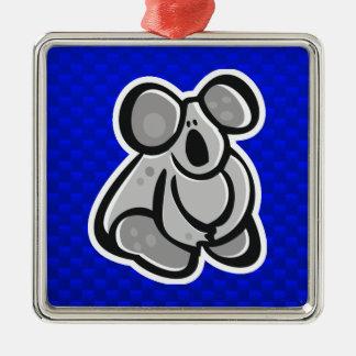 Koala linda Azul Ornamento Para Reyes Magos