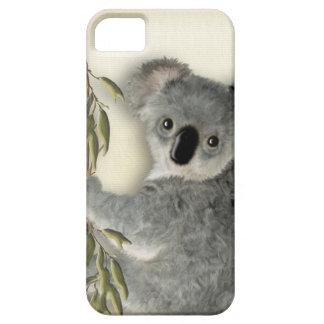 Koala linda iPhone 5 carcasas