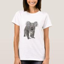 Koala Looking Forward T-Shirt