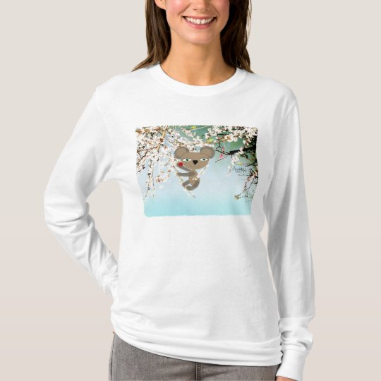 Koala love berry spring lomography cherry birds T-Shirt