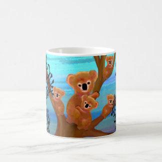 Koala Love Classic White Coffee Mug