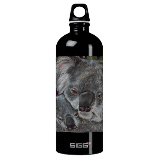 Koala Love Water Bottle