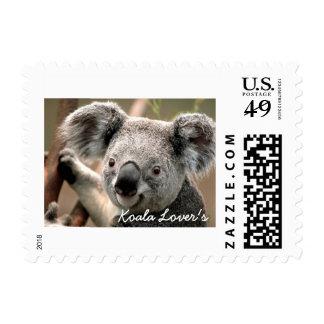 Koala Lover's Stamp