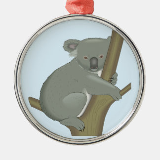 Koala Metal Ornament