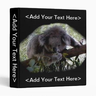 """Koala mimosa carpeta 1"""""""