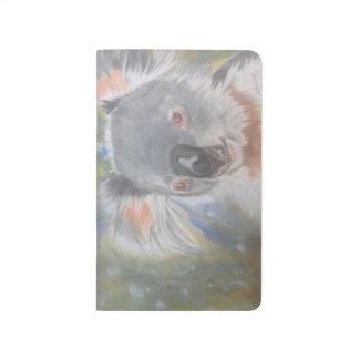 Koala mimosa cuadernos grapados
