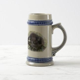 Koala mimosa jarra de cerveza