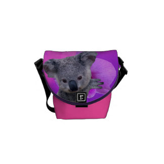 Koala Mini Messenger Bag