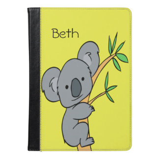 Koala Monogram iPad Air Case