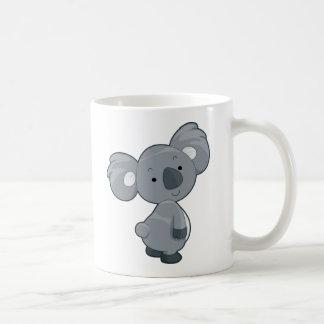 Koala Classic White Coffee Mug