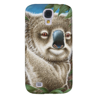 Koala Munching a Leaf Samsung Galaxy S4 Case