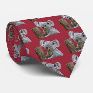 Koala Neck Tie