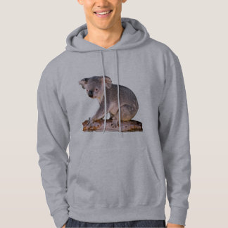 Koala Picture Hooded Sweatshirt
