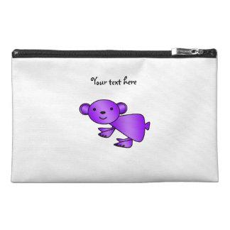 Koala púrpura brillante