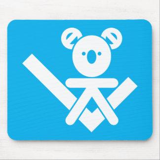 Koala Puzzle Mousepad