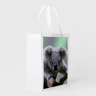 Koala Reusable Bag Grocery Bag