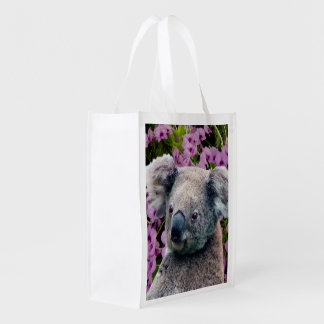 Koala Reusable Bag Market Tote