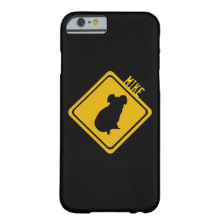 koala road sign barely there iPhone 6 case