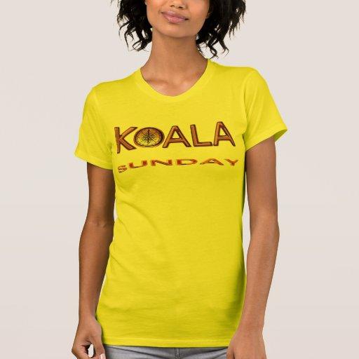 Koala Sinday Camiseta