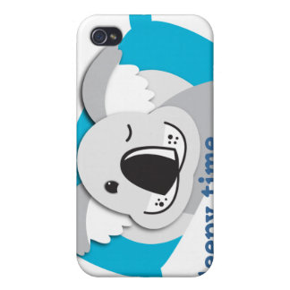 Koala Sleepy Case For iPhone 4