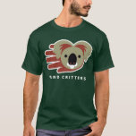 Hand shaped Koala T-Shirt