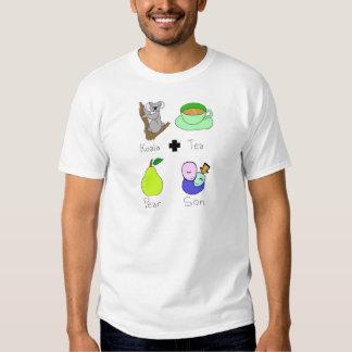 Koala Tea Pear Son v.2 Tee Shirt