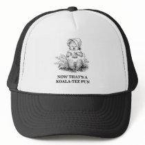 Koala-tee Pun Trucker Hat