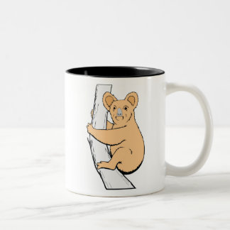 KOALA Two-Tone COFFEE MUG