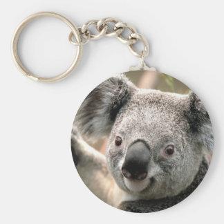 koala un animal unico llavero personalizado