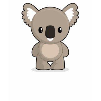 Koala Women's T-Shirt shirt