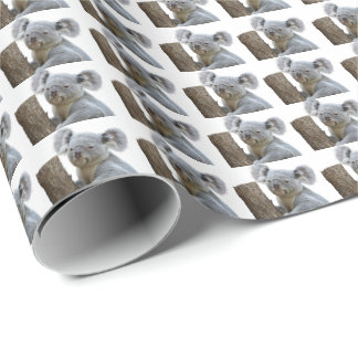 Koala Wrapping Paper