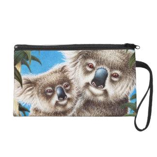 Koala y bebé