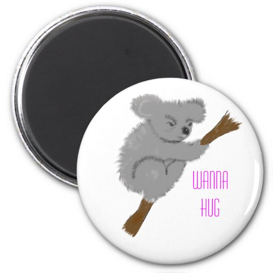 Koalabear Magnet