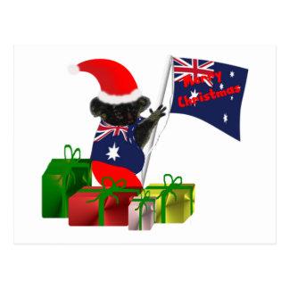 Koalaclaws Post Card