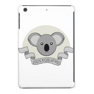 Koalafied 100% fundas de iPad mini retina