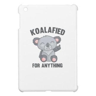 Koalafied For Anything iPad Mini Cases