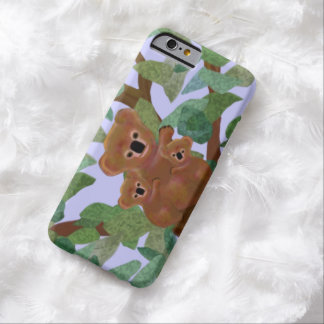 Koalas in the Eucalyptus iPhone 6 case