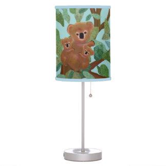 Koalas in the Eucalyptus Table Lamp Desk Lamps