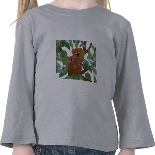 koala t shirts shirts and custom koala clothing