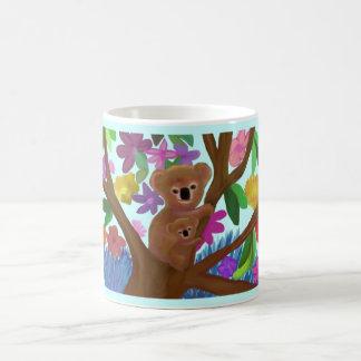 Koalas in the Outback Classic White Coffee Mug