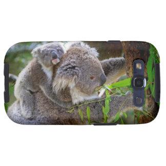 Koalas lindas galaxy s3 carcasa