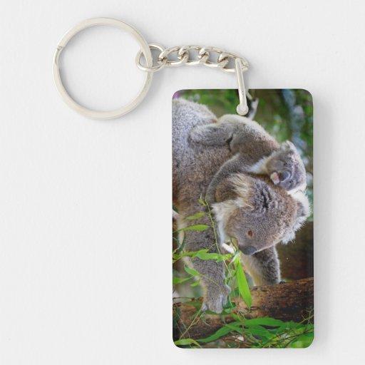 Koalas lindas llaveros