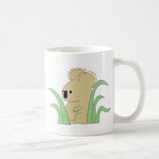 koalas love eucalyptus mug