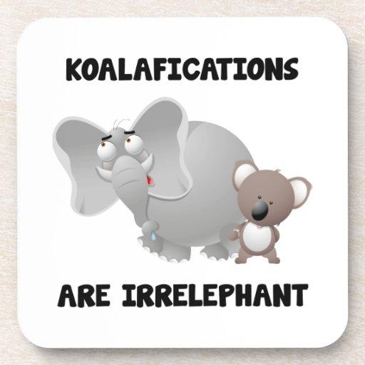 Koalifications es Irrelephant Posavaso