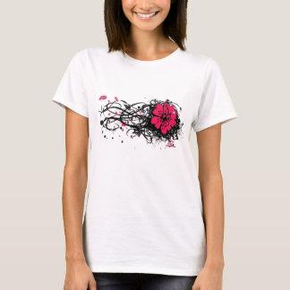 Koana Grunge Flower T-Shirt