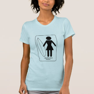 Koana: Surf Girl T-Shirt