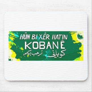 Kobani Kurdistan Mouse Pad