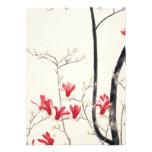 Kobayashi Kokei - Magnolia Tree Invitations