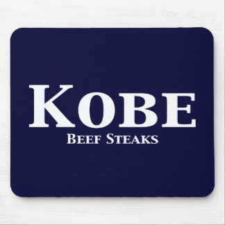 Kobe Beef Steaks Gifts Mouse Pad